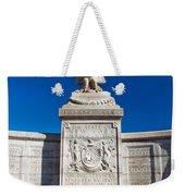 New York Monument Weekender Tote Bag