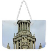 New York Municipal Building Weekender Tote Bag