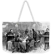 New York: New Years Party Weekender Tote Bag by Granger