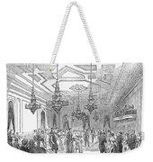 New York: Opera House Weekender Tote Bag