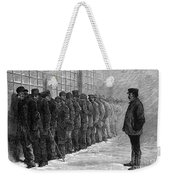 New York: Poorhouse, 1875 Weekender Tote Bag