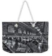 New York Public Library Main Reading Room Vi Weekender Tote Bag