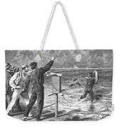 New York: Rockaway Beach Weekender Tote Bag