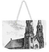 New York: St. Georges Weekender Tote Bag