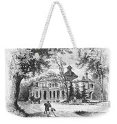 New York State: House Weekender Tote Bag