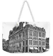 New York: Theater, 1869 Weekender Tote Bag