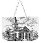 New York: Trinity Church Weekender Tote Bag