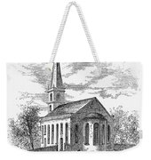 New York: Trinity Church Weekender Tote Bag