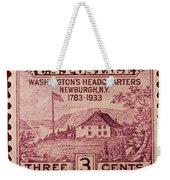Newburgh Ny Postage Stamp Weekender Tote Bag