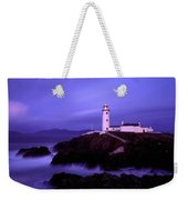 Newcastle, Co Down, Ireland Lighthouse Weekender Tote Bag