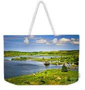 Newfoundland Landscape Weekender Tote Bag