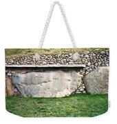 Newgrange Runes Weekender Tote Bag