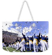 Newly Commissioned Second Lieutenants Weekender Tote Bag