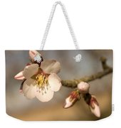Newly Formed Buds And Flowers Bloom Weekender Tote Bag
