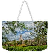 Newport Beach Temple Pine Weekender Tote Bag