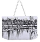 Nice Day For A Hike Weekender Tote Bag