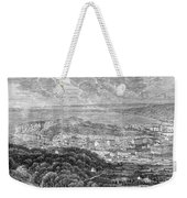 Nice, France, 1863 Weekender Tote Bag