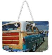 Nice Old Woody Weekender Tote Bag