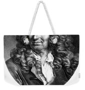 Nicolas Boileau (1636-1711). French Critic And Poet. Lithograph, French, 19th Century Weekender Tote Bag