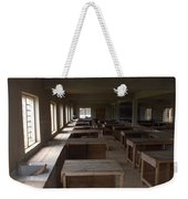 Nigerian Classroom Science Lab Weekender Tote Bag