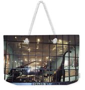 Night At The Museum Weekender Tote Bag