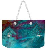 Night Birds Weekender Tote Bag