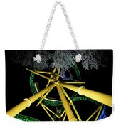 Night Cheetah Weekender Tote Bag