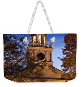 Night Church Weekender Tote Bag