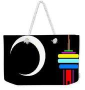 Night Hemisfair Weekender Tote Bag