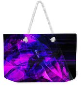 Night Rider . Square . A120423.936.693 Weekender Tote Bag