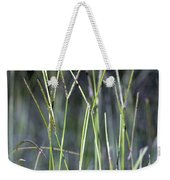 Night Walk Through The High Grass Weekender Tote Bag