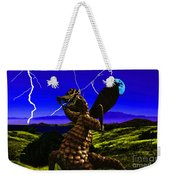 Nightmare After Midnight Weekender Tote Bag