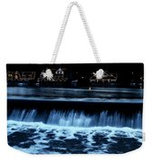 Nighttime At Boathouse Row Weekender Tote Bag