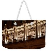 Nighttime Palace Weekender Tote Bag
