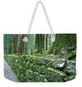 Nikko Moss Weekender Tote Bag