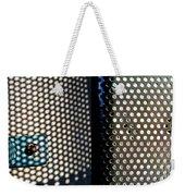 Nitty Griddy Weekender Tote Bag
