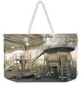 Nmr Spectrometer Weekender Tote Bag