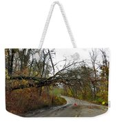 No Electricity Weekender Tote Bag