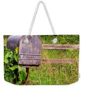 No Mail Today Weekender Tote Bag