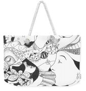 No Ordinary Dream Weekender Tote Bag