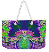 No Pansy Here Weekender Tote Bag
