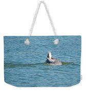 No Snook Limit For This Guy Weekender Tote Bag