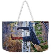 No Texting While Flying Weekender Tote Bag