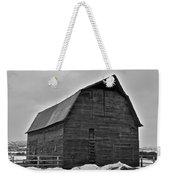 Noble Barn Weekender Tote Bag