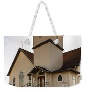 Noble Church Weekender Tote Bag