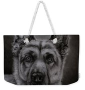 Noble - German Shepherd Dog  Weekender Tote Bag