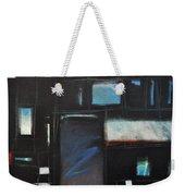 Nocturnal Fragments Weekender Tote Bag