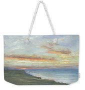 Norfolk Coast Weekender Tote Bag