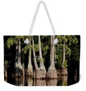 North Carolina - Lake Weekender Tote Bag