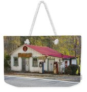 North Carolina Country Store And Gas Station Weekender Tote Bag